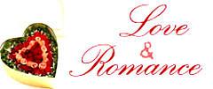 love romance flowers